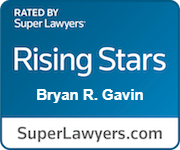 Rated By Super Lawyers | Bryan R. Gavin | SuperLawyers.com